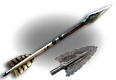 Iron Crossbow Bolt