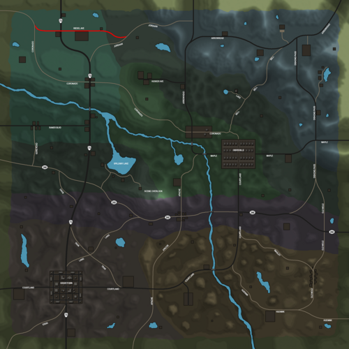 Riedel Ave Map.png