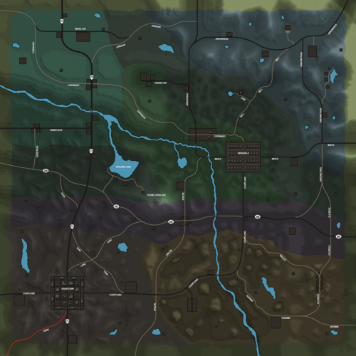 Essig Rd Map.png