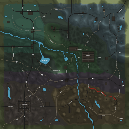 Wagley Rd Map.png