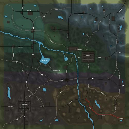 Huenink Rd Map.png