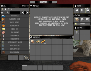 Cooking System Official 7 Days To Die Wiki
