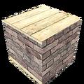 BrickBlockBaseboardChairRail1.png