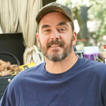 Jimmy DiResta, shop master on Making It on NBC