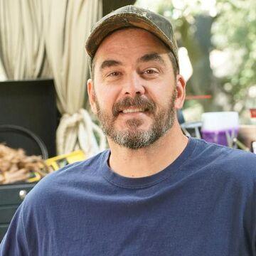 Jimmy DiResta, shop master on Making It on NBC