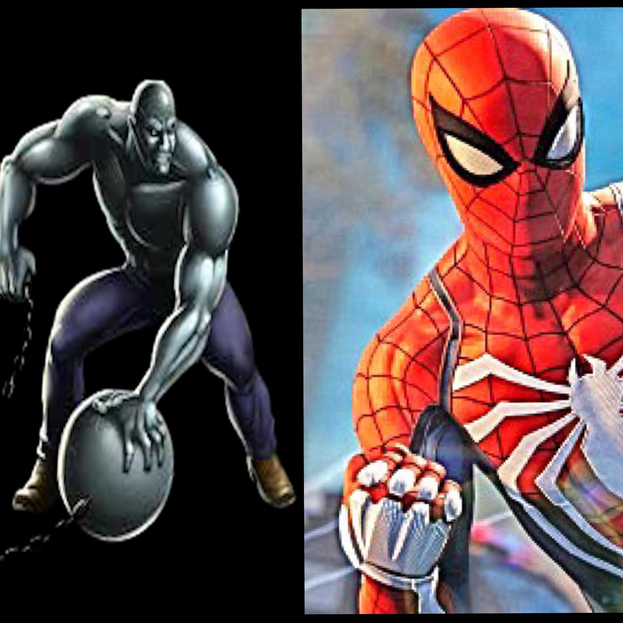Spider man vs absorbing man