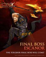 Final Boss Escanor feat