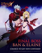 Final Boss Ban & Elaine feat