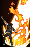 Icon kof kyo ssr type01 special 01