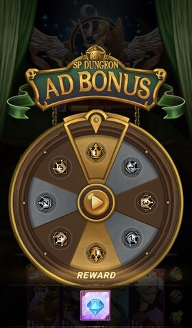 SP Dungeon ad bonus wheel.jpg