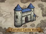 Chapter 7: Camelot Castle Walls