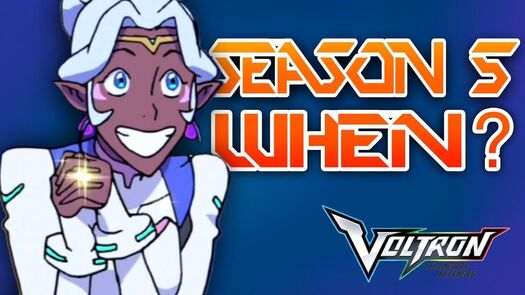 WHEN WILL SEASON 5 BE RELEASED? | Voltron: Legendary Defender Discussion