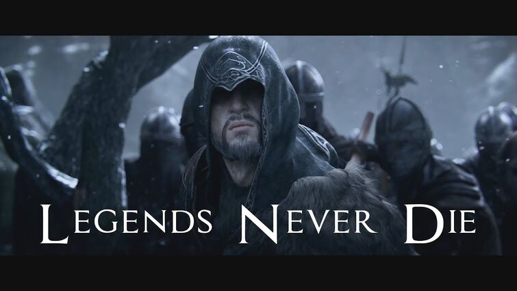 Legends Never Die | Ezio Auditore | Assassin's Creed | GMV
