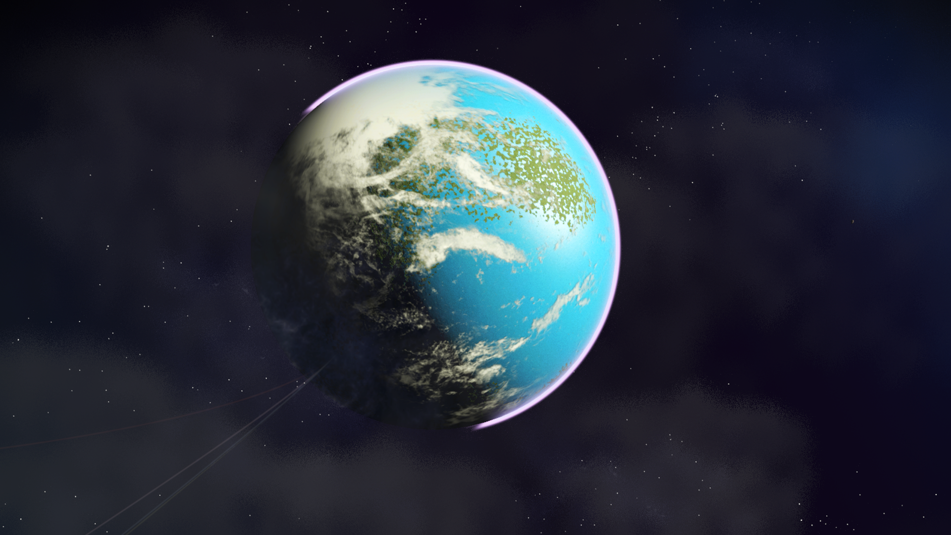 planets that look like earth - 1280×720