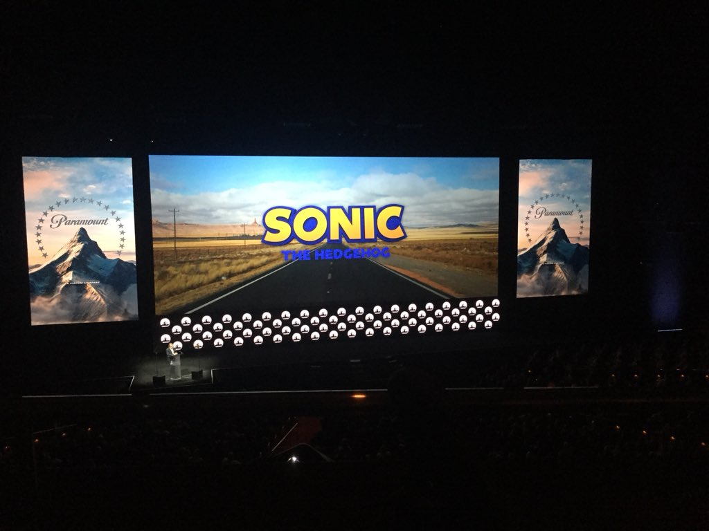 Sonic The Hedgehog 2019 New Logo Fandom