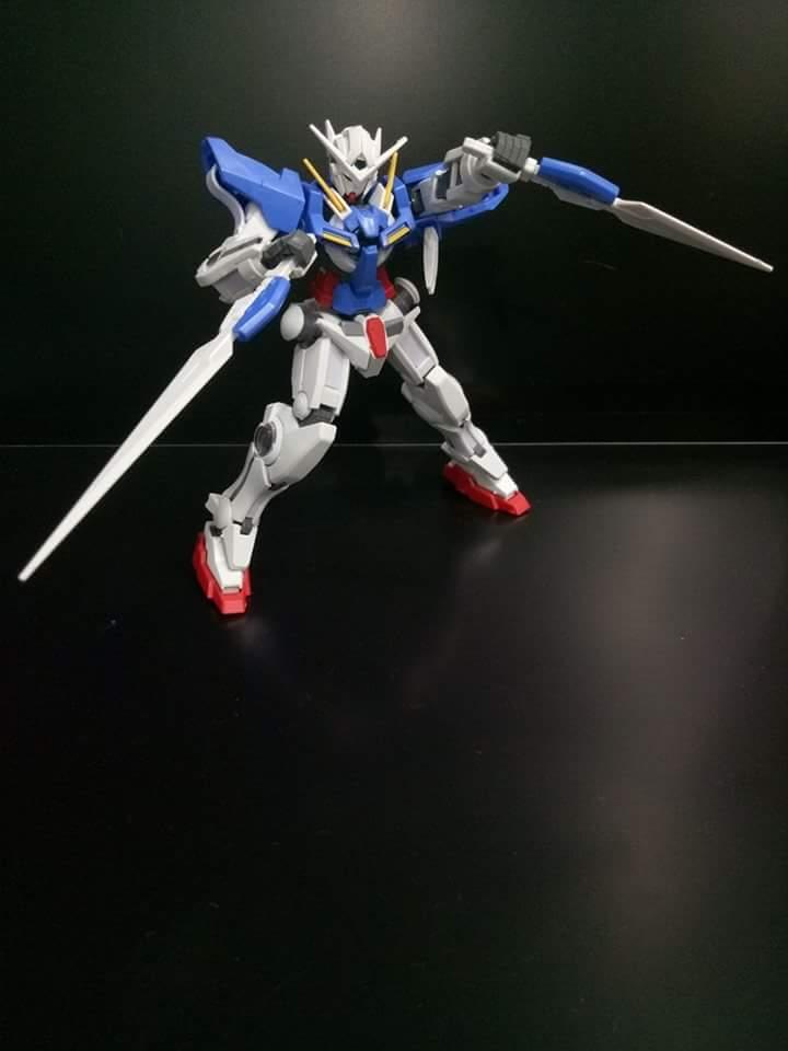 HG 1/144 Scale Gundam Exia