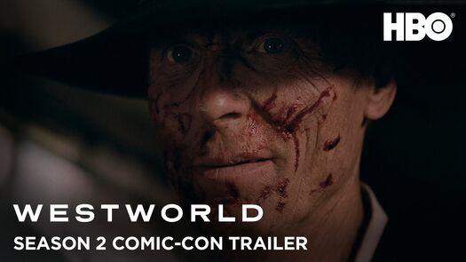 Westworld Season 2: Comic-Con Trailer (HBO)