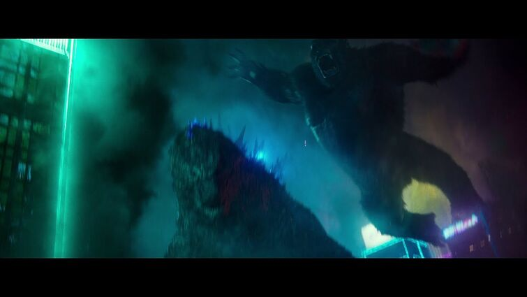 Godzilla vs Kong - Super Attack