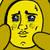 Shy guy yellow