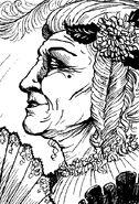 Montaigne Portrait ThérèsedeTrévilledeTorignon