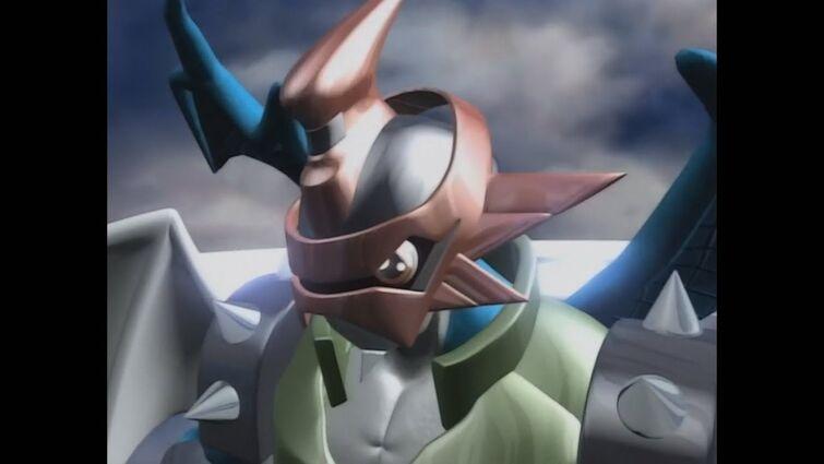 Digimon 02 -Paildramon Digivolves to Imperialdramon (Blu-ray)
