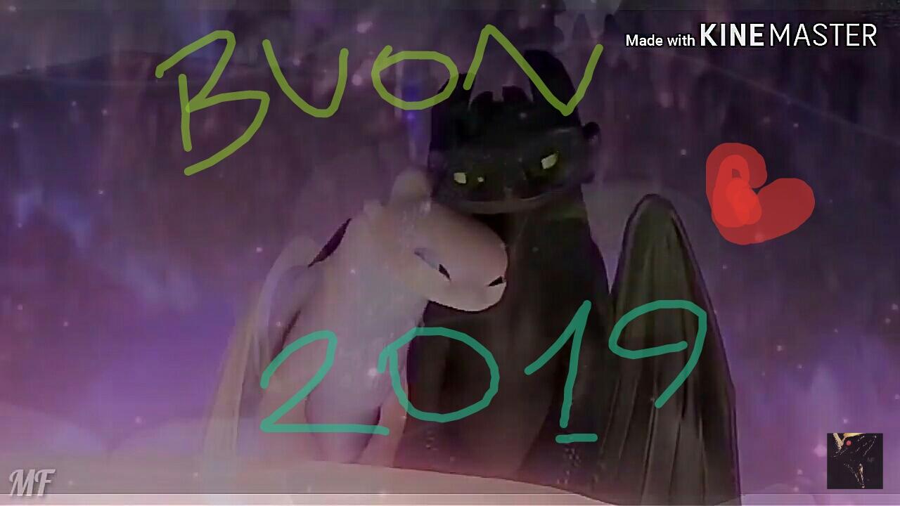 BUON 2019 CAVALCADRAGHI!♥