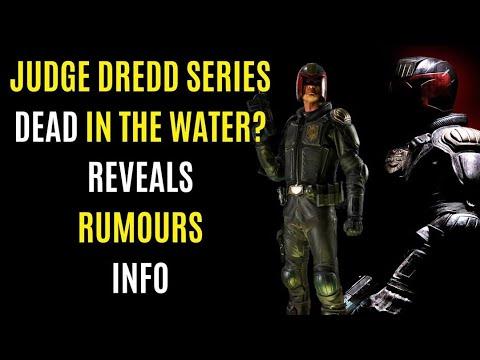 Where Is The Dredd Sequel? Judge Dredd Megacity One? UPDATE INFO RUMOURS