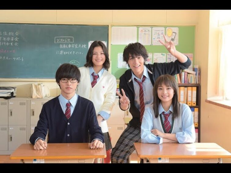 💗 Your Lie in April Movie [English Sub]
