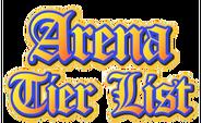 Banner-Arena Tier List