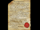 Constance's Letter