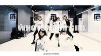 SNH48 7SENSES - Who Is Your Girl 舞蹈练习室 (Dance Practice Verion PV)