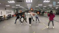 SNH48 7SENSES《Moonlight》练习室 Dance ver.