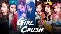 SNH48 7SENSES《Girl Crush》MV Dance Ver.