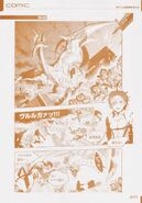 Murakumo Story Comic for 7th Dragon 2020 and 7th Dragon 2020-II Visual Collection