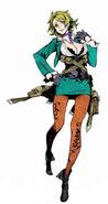 Female Trickster III (2020-II)