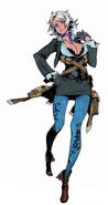 Female Trickster II (2020-II)