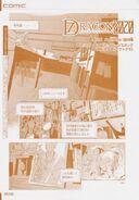 Haru Nishimura Story Comic 2 for 7th Dragon 2020 and 7th Dragon 2020-II Visual Collection