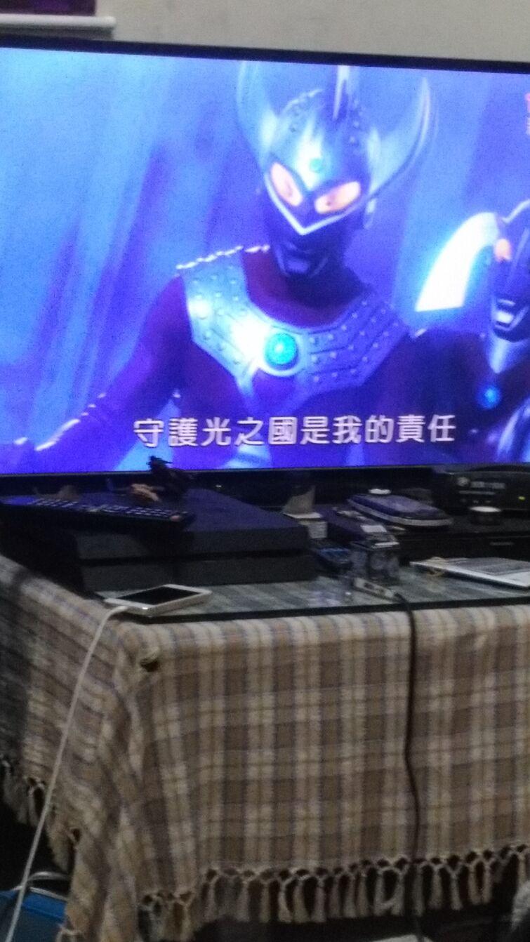超人力霸王賽羅編年史