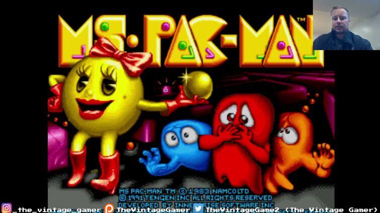 Pacman Franchise