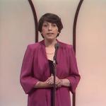 Eurovision 1980 Turkey Presenter - Şebnem Savaşçı