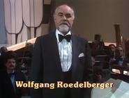 Eurovision 1980 Germany Conductor - Wolfgang Rödelberger