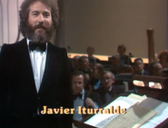 Eurovision 1980 Spain Conductor - Javier Iturralde