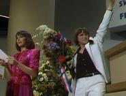 Eurovision 1980 Winner Announced