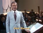 Eurovision 1980 Finland Conductor - Ossi Runne