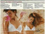Womens' underwear 1986