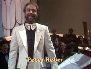 Eurovision 1980 Switzerland Conductor - Peter Reber
