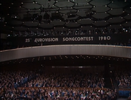 Eurovision 1980 Audience