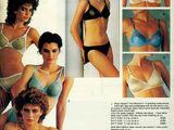 Womens' underwear 1982