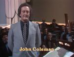 Eurovision 1980 United Kingdom Conductor - John Coleman