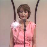 Eurovision 1980 Switzerland Presenter - Lyliam Stambac